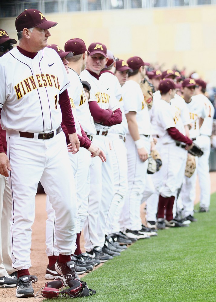 Gophers head coach John Anderson, in his 31st year, signed a contract extension that will keep him with the team through the 2016 season.