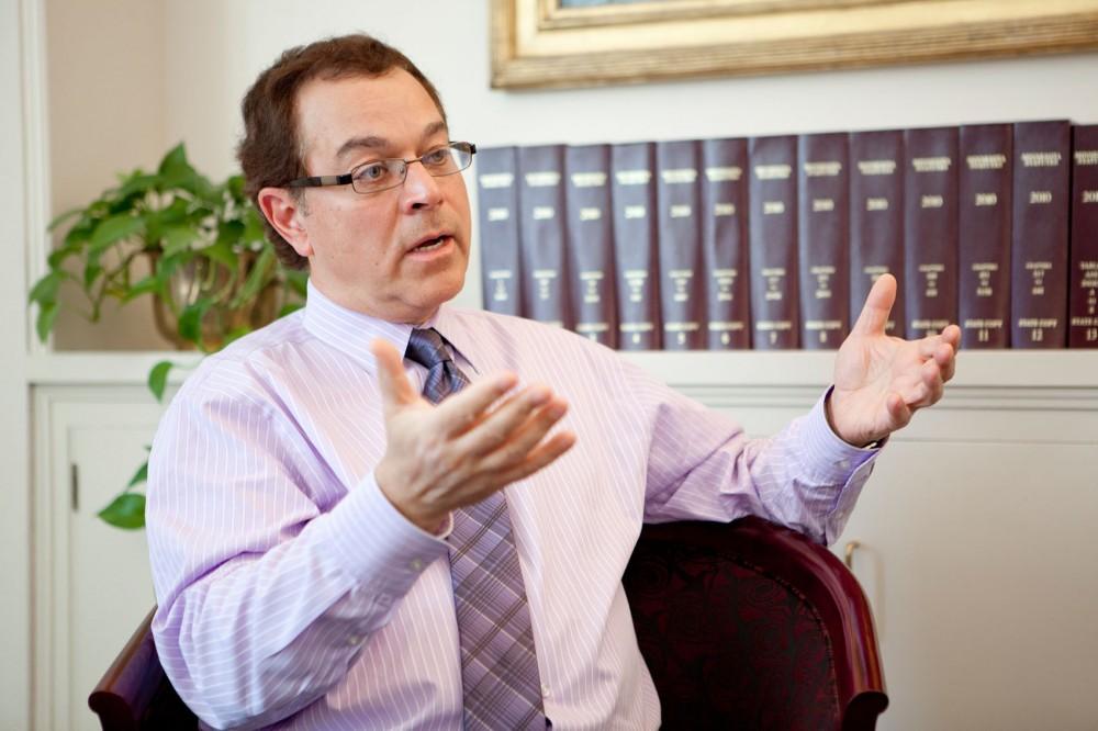 University of Minnesota General Council Mark Rotenberg