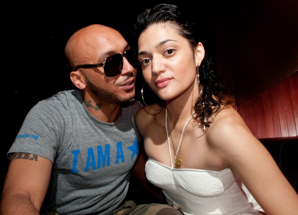 Muja Messiah and Maria Isa collaborate as the rap duo Villa Rosa.
