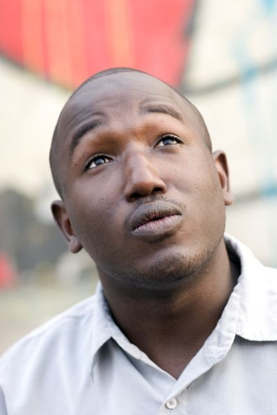 Hannibal Buress' affected antagonism does not ostracize his audience.