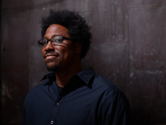 W. Kamau Bell is glad he can stop talking about Mitt Romney.