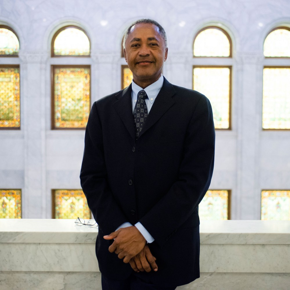 Minneapolis City Councilman Don Samuels is running for mayor, hoping to replace R.T. Rybak, who will not seek a fourth term. Samuels kicked off his mayoral campaign last week.