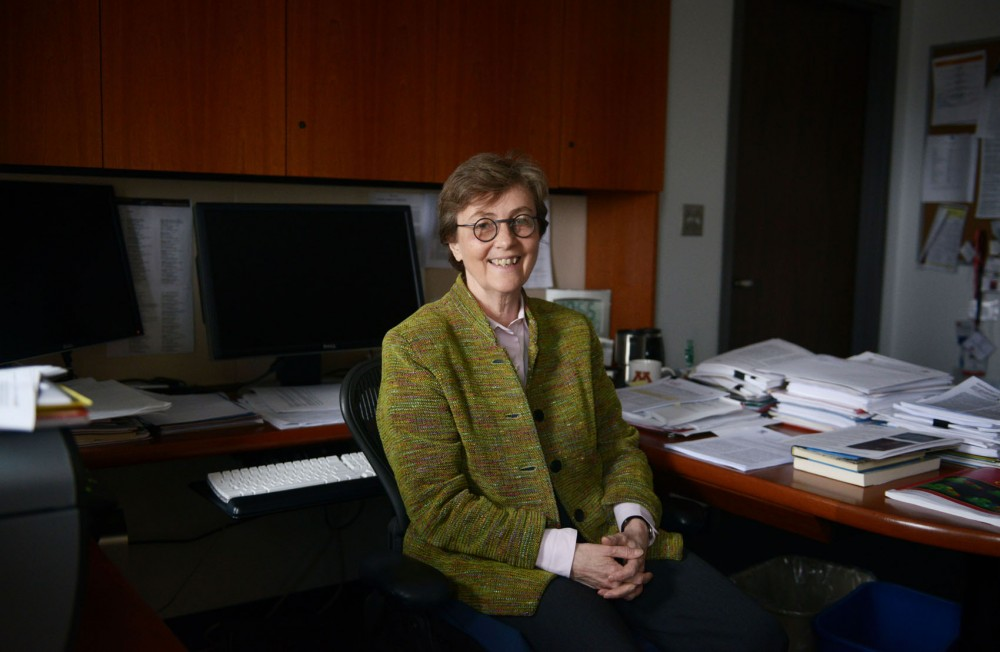 University of Minnesota pharmacy professor Gunda Georg will receive the Volwiler Research Achievement Award in July from the American Association of Colleges of Pharmacy.