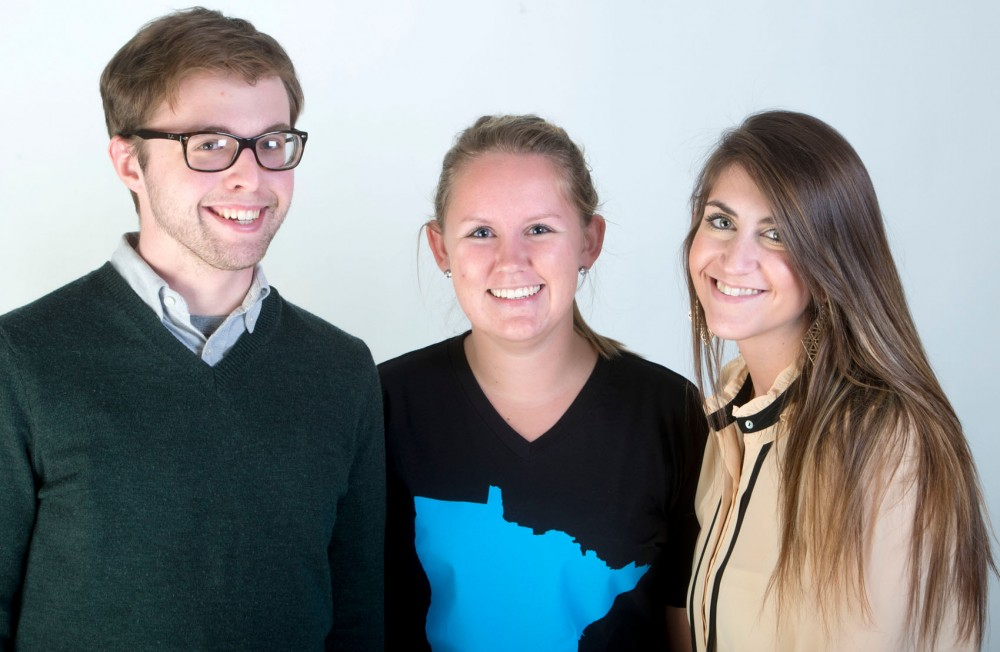 Tony Wagner, Bailey Alto, and Morgan Goronkin were selected as the new editor in chief, business operations officer, and president.