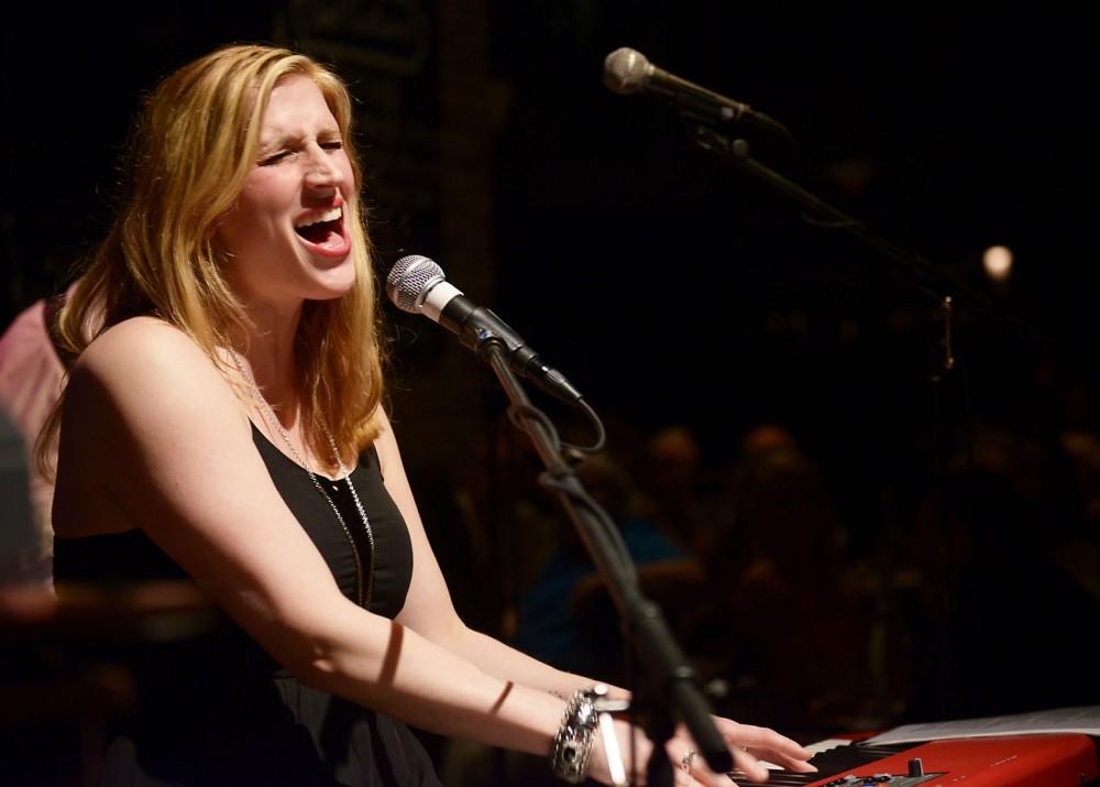 Alison Scott performs on Saturday, June 22, 2013 at the Dakota Jazz Club and Restaurant in downtown Minneapolis.