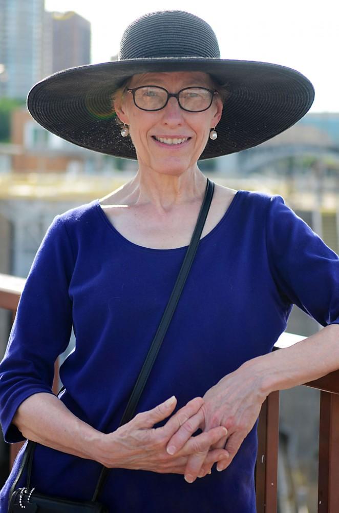 Minneapolis writer and author of