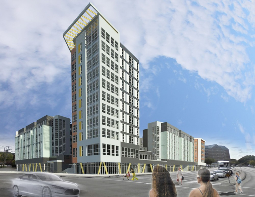 The City Council approved the relocation of CSL Plasma, located on University Avenue SE. CPM Properties will begin moving forward on construction of its mega-development, a 13-story luxury student apartment building.