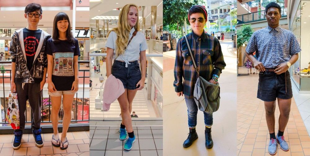 The fashionista is in: Mall of America style