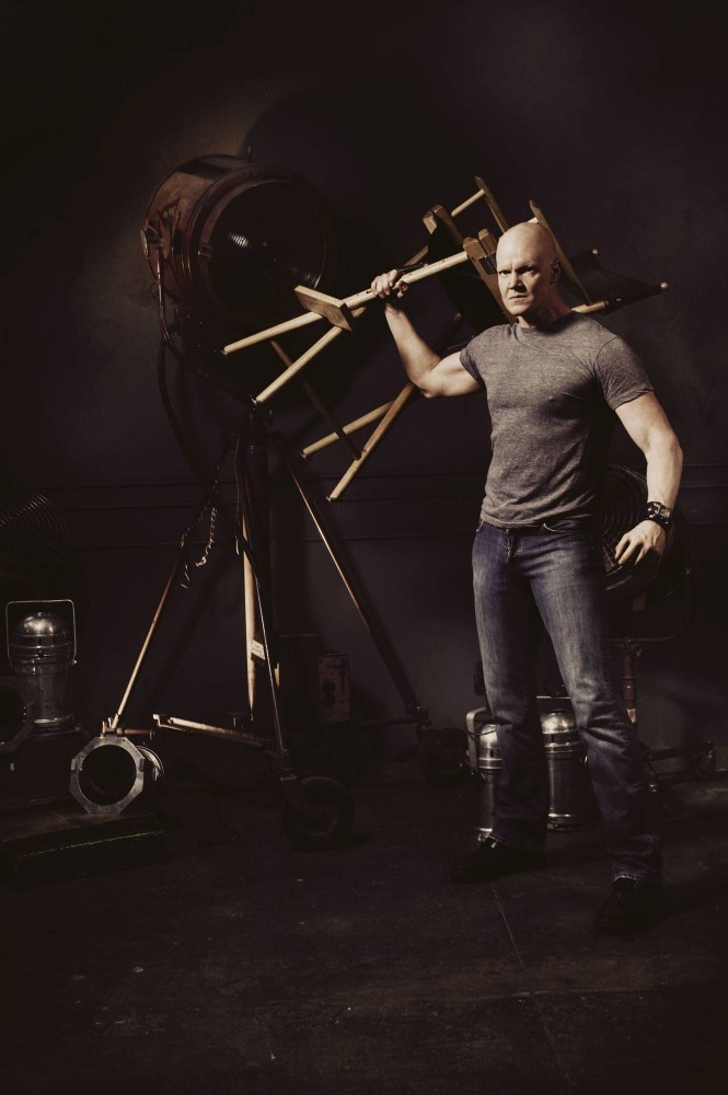 Derek Mears is more than growls and machetes.