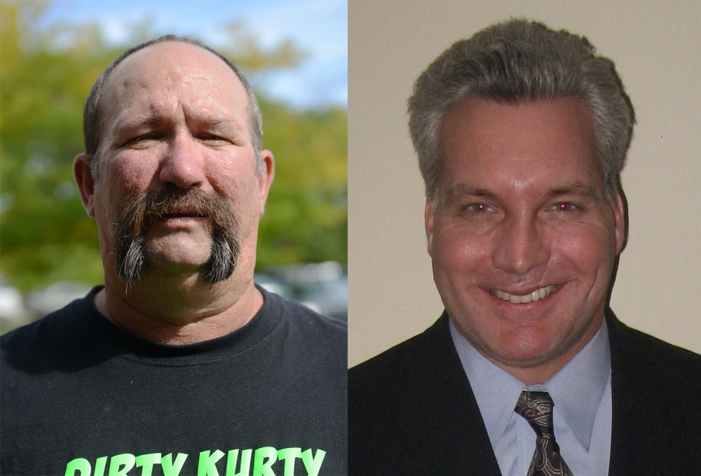 From left: Kurt Dornfeld and Tim Holden. (Not pictures: Sharon Anderson)