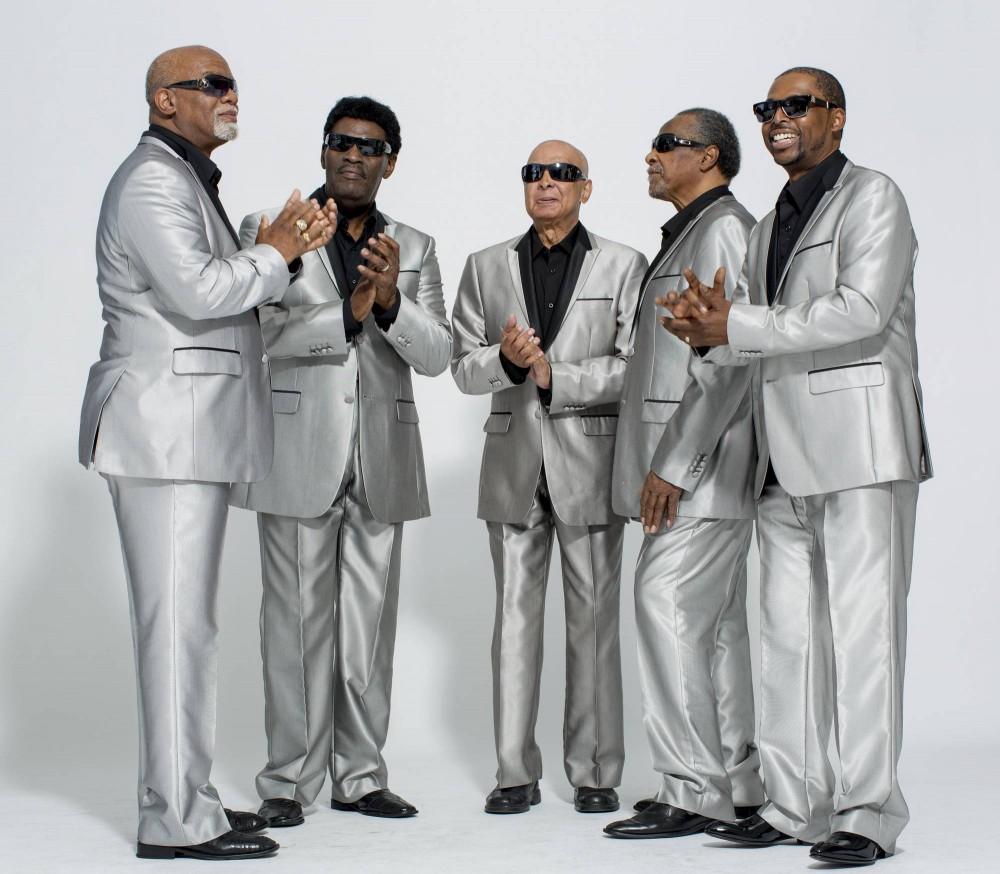 The Blind Boys of Alabama deliver music designed