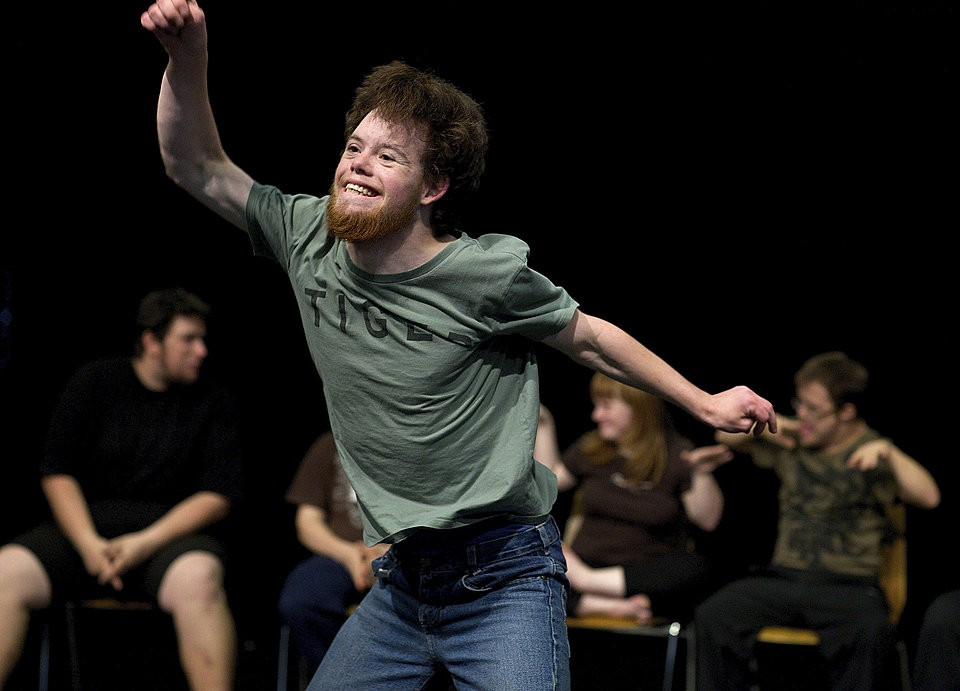 Jérôme Bel and Theater HORA examine preconceptions of disability through dance.