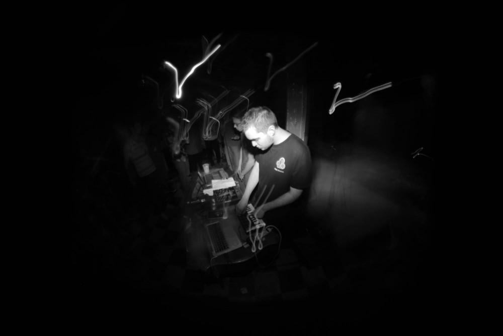 Psymun performs his brand of hazy hip-hop.
