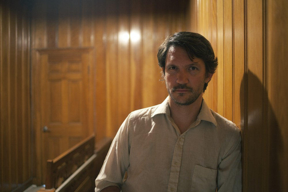 Tim Kasher pens literary pop rock with a wink and a bite.