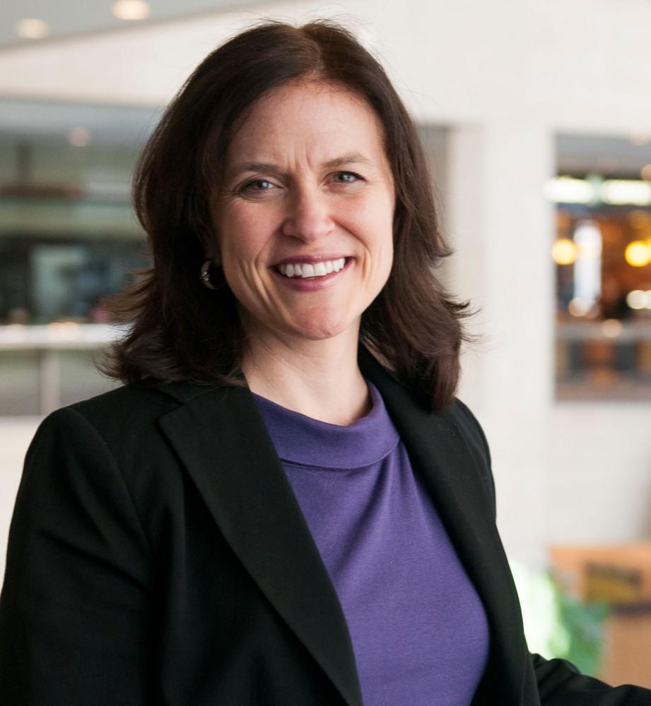Minneapolis mayor elect Betsy Hodges on Tuesday, Feb. 12, 2013.