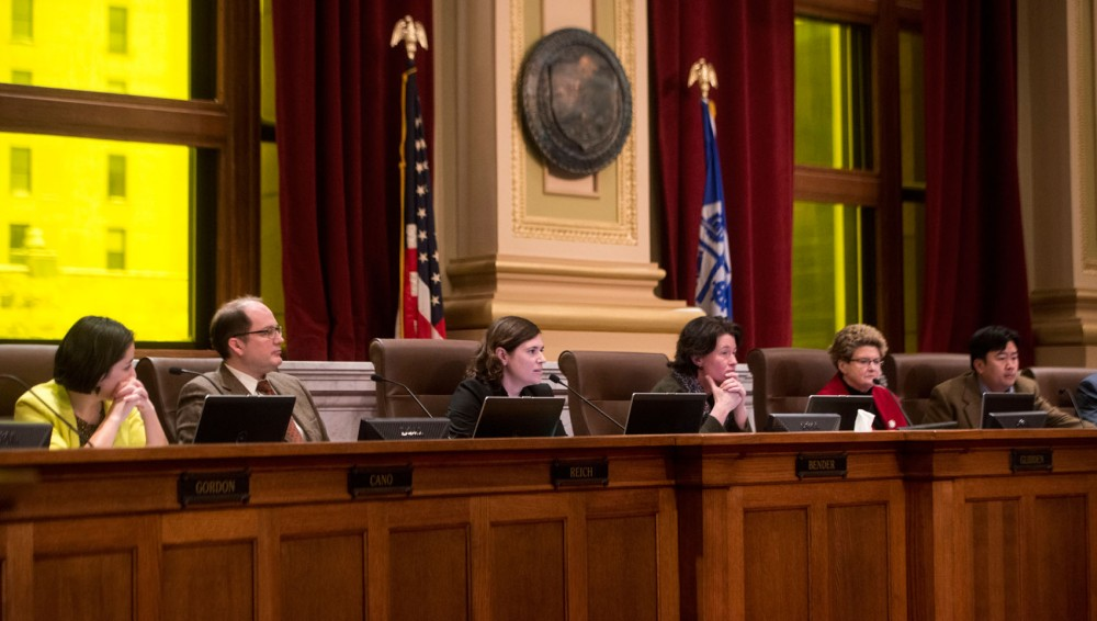 Minneapolis City Council voted to deny Doran Companies'  demolition of the commercial property building located at 1319 4th Street SE, which houses Mesa Pizza, Dinkytown Tattoo and Camdi Restaurant in Dinkytown.