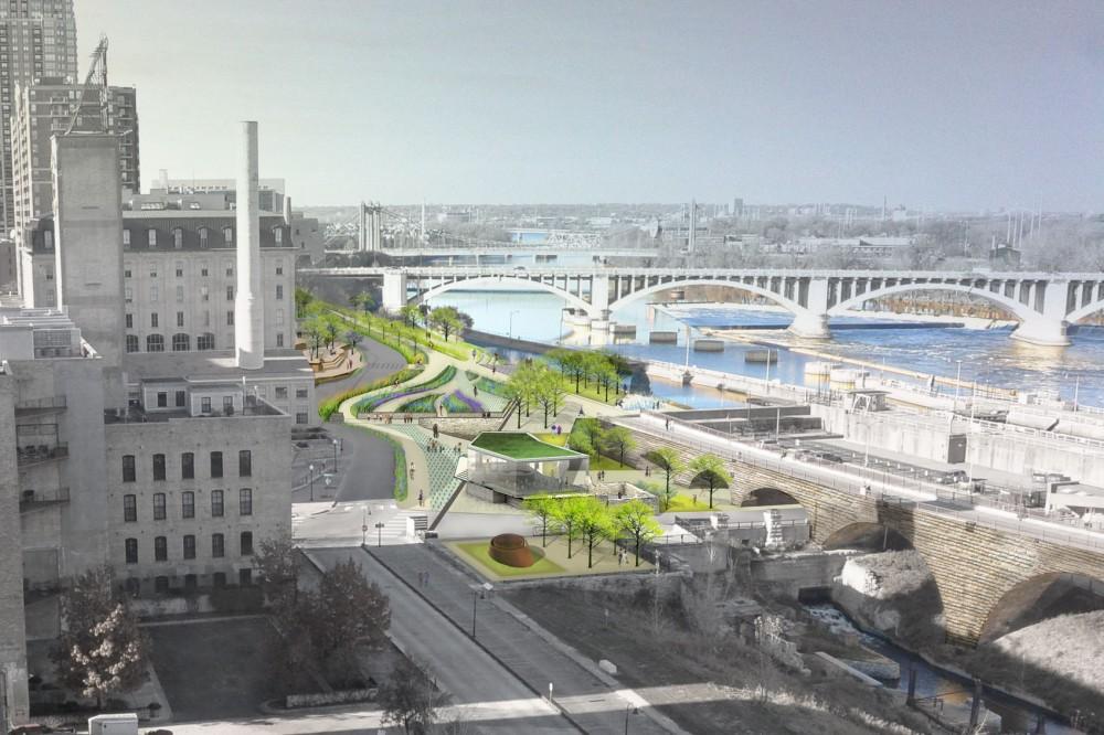 SCAPE Landscape Architecture designs new Mississippi waterfront parks