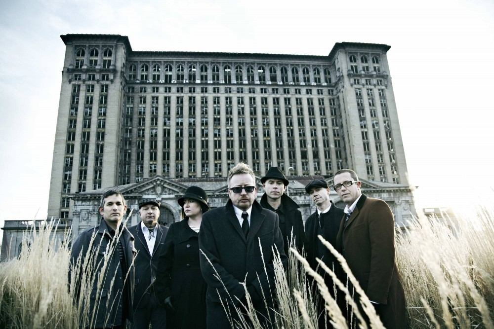 Flogging Molly may look tough, but they're in it for the love of the craft.
