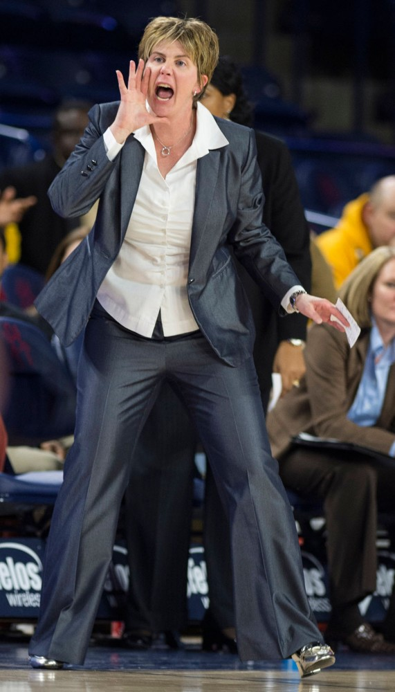 Newly chosen University of Minnesota women's basketball coach Marlene Stollings coached at VCU before being hired with the Gophers.