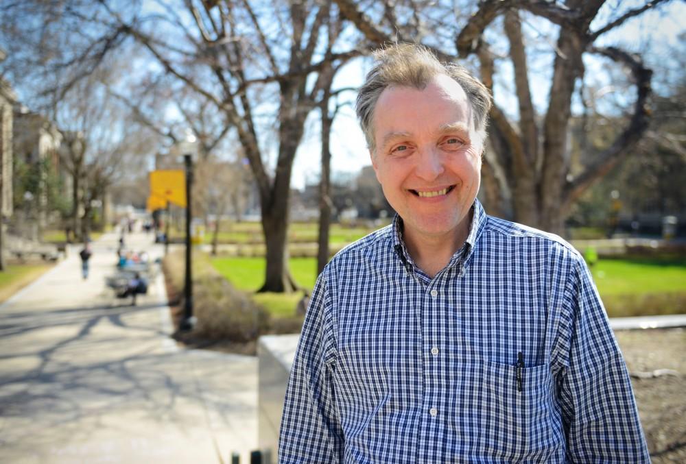 Ward 2 council member Cam Gordon.