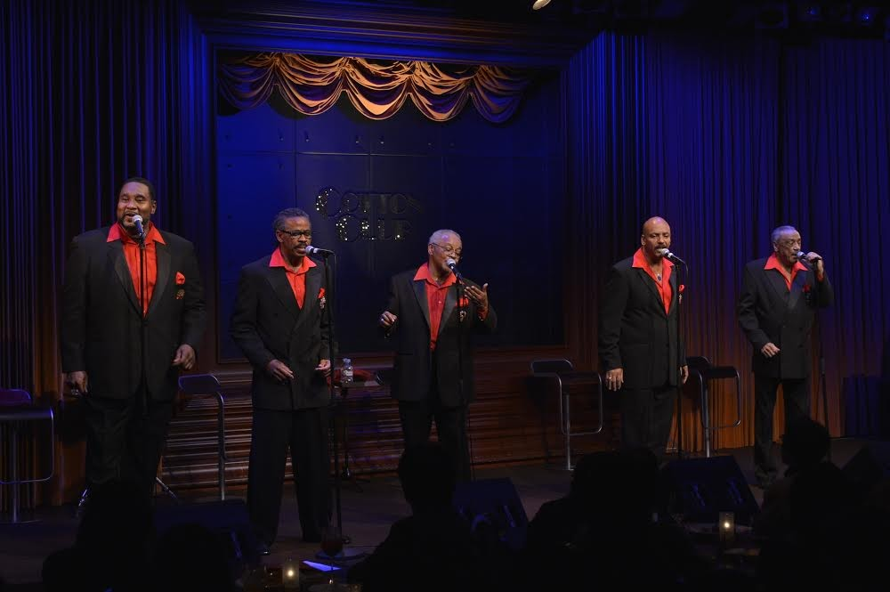 The Persuasions have the dynamic duo on their side: talent and charm.