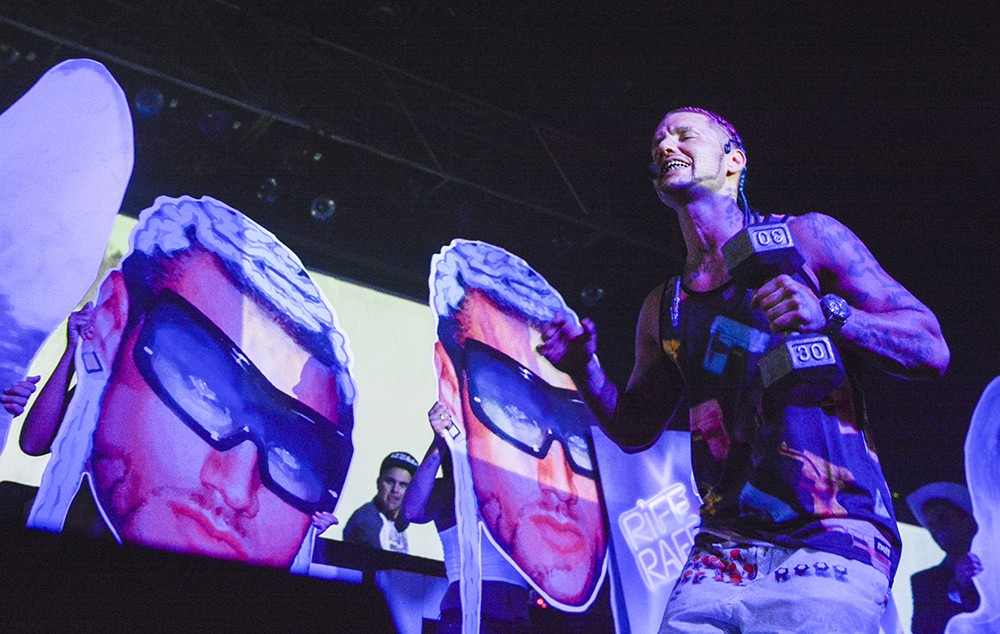 Riff Raff performs, Tuesday evening at First Avenue's Mainroom.