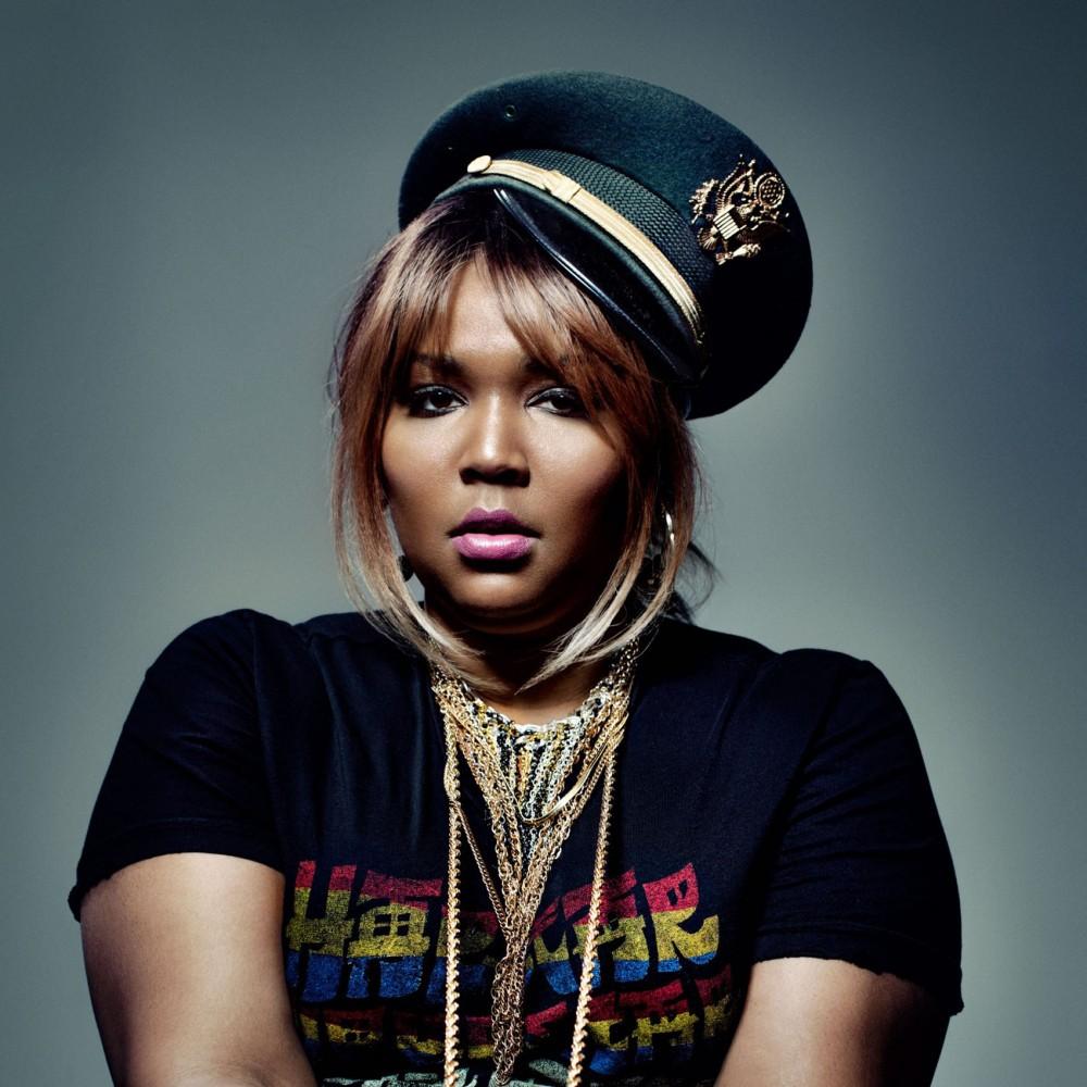 Rapper Lizzo's 2013 release