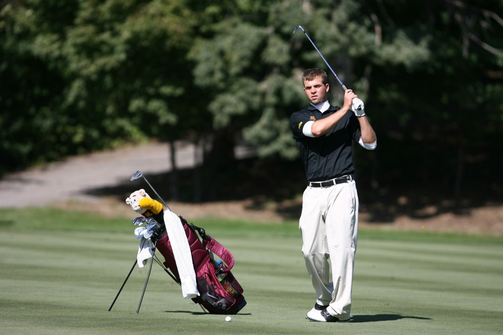 Former Gophers golfer Clayton Rask participated in the U.S. Open this past weekend.
