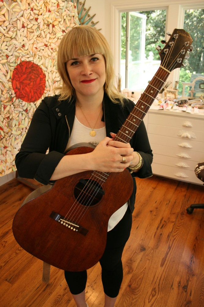 Singer-songwriter HOLLY is returning to the Twin Cities to celebrate the release of her new album.