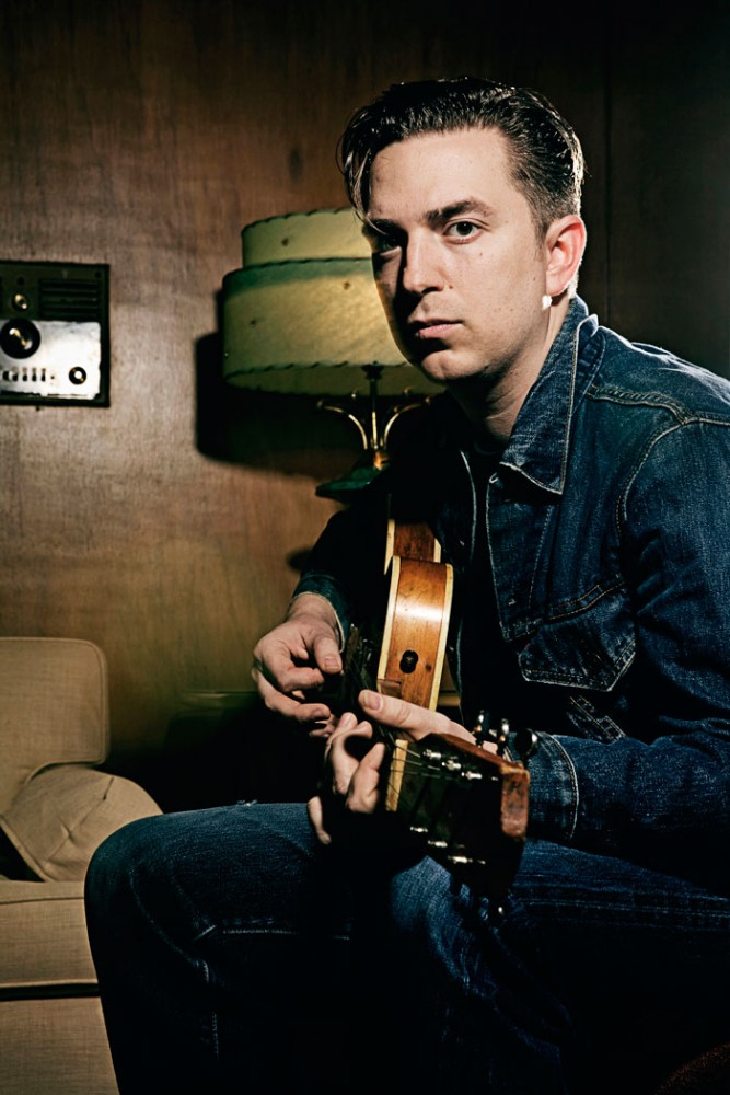 Rockabilly artist JD McPherson is bringing his early rock 'n' roll sound to St. Paul with two nights at the Turf Club, Tuesday and Wednesday.