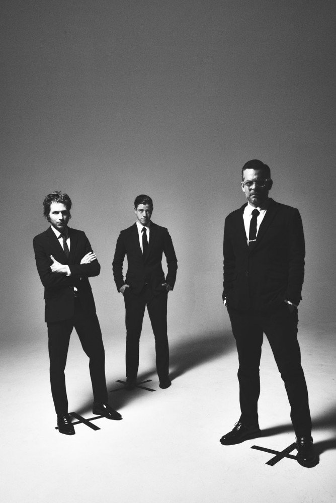 Interpol will play a sold-out show at First Avenue as part of the band's tour for its latest album,
