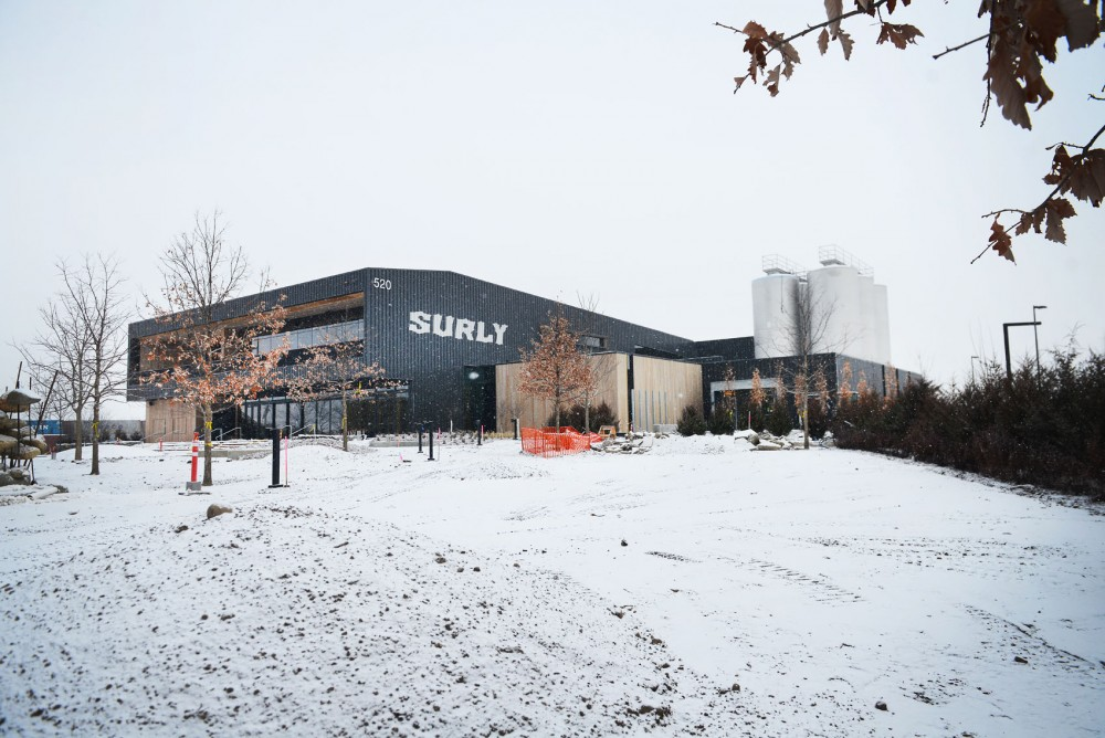 Surly's new taproom in Prospect Park is set to open in December. The acuity approved a liquor license for the taproom Friday.
