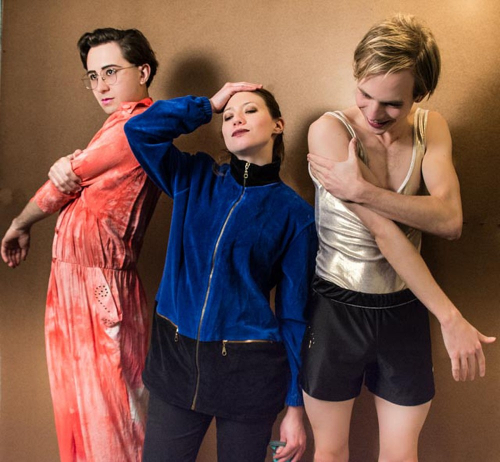 White Boyfriend's Nicky Leingang, Katharine Seggerman and Dan Hansen (from left) met while attending Yale before moving to Minneapolis together to play music. White Boyfriend is bringing their psychedelic pop groove to the Kitty Cat Klub Tuesday.