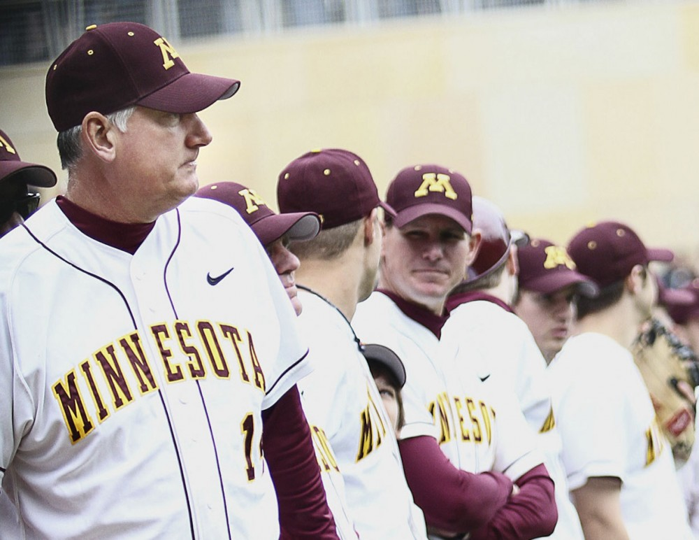 Gophers baseball head coach John Anderson will face former college teammate Paul Molitor on Wednesday in Fort Myers, Fla.