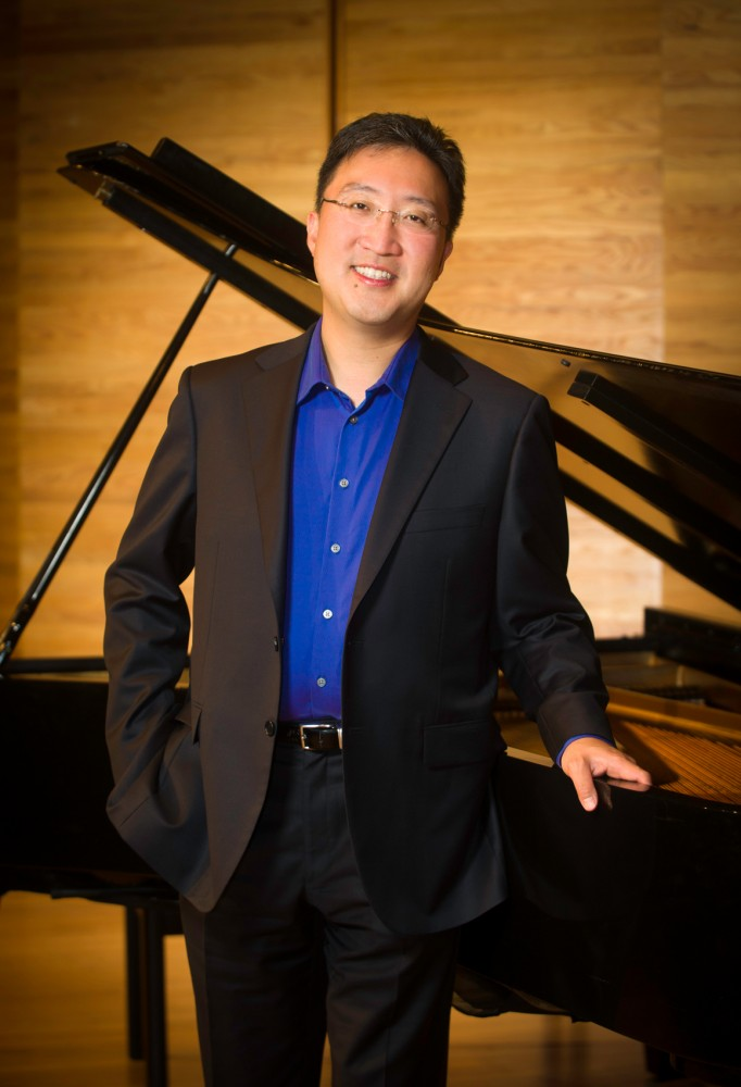 Michael KimEducation: Bachelor's in Music, University of Calgary; Master of Music, Doctor of Musical Arts, Juilliard.Current position: Dean and Professor of Music at Brandon University.Expertise: Piano.