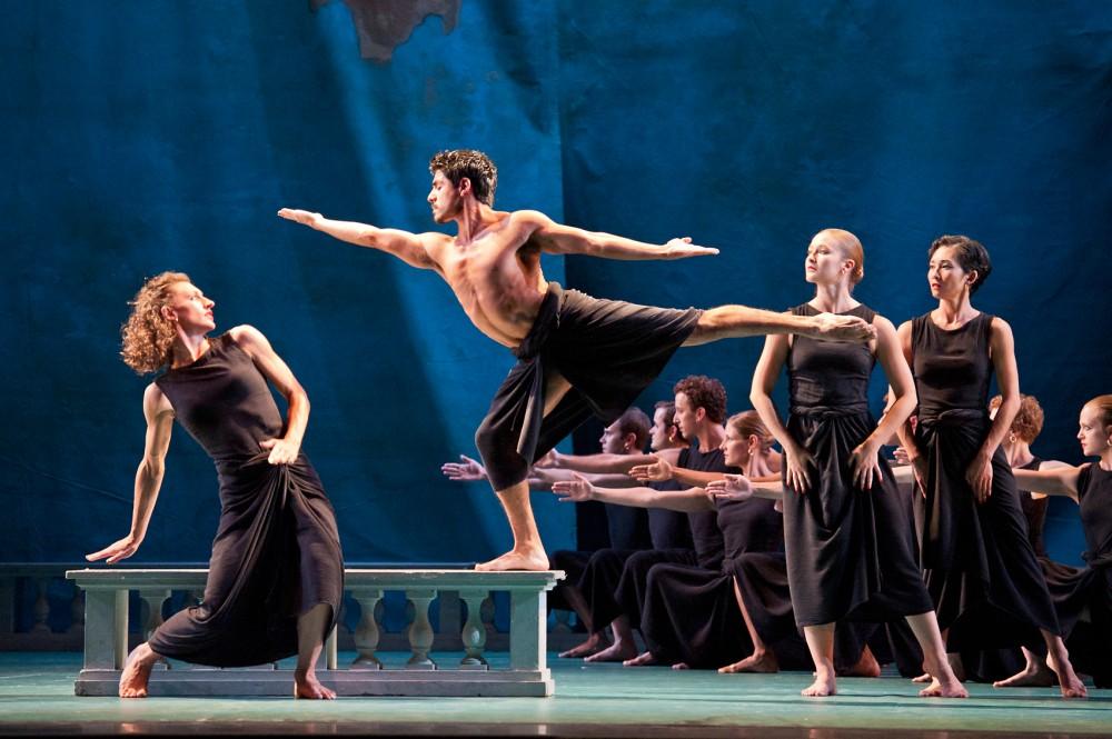 Ancient legend, modern dance
