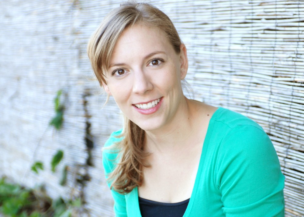 Comedian Emily Galati