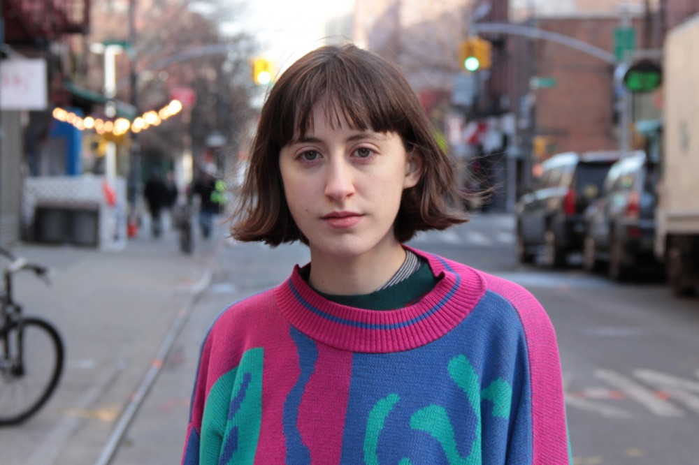 Greta Kline leads the New York-based band Frankie Cosmos, who will perform Monday at the 7th St. Entry.
