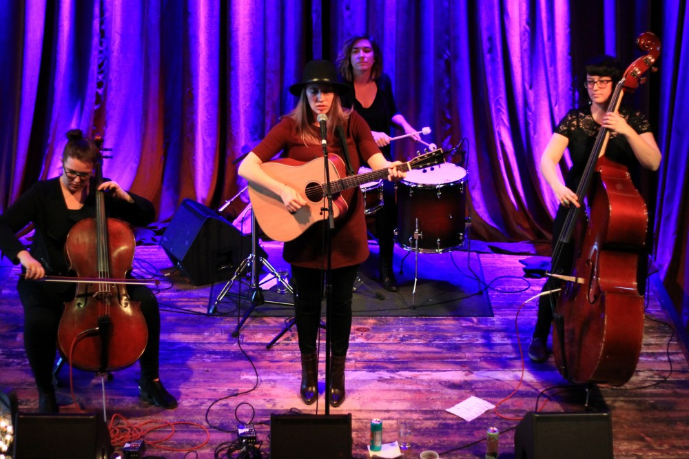 Superior Siren, a four piece Duluth-based band who will performing at the