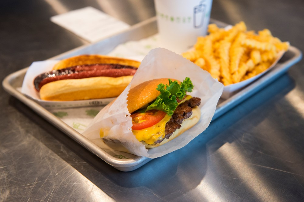 Shake Shack, a popular burger chain, opened its first Minnesota location at the Mall of America on June 9.
