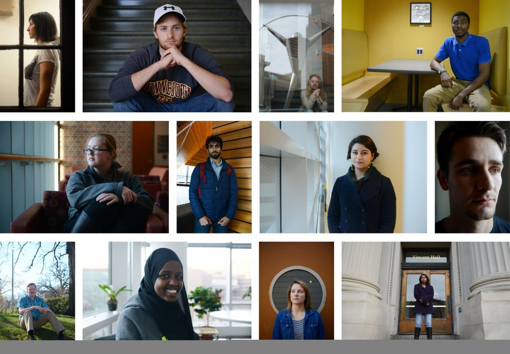 The Minnesota Daily interviewed dozens of University students to get feedback on the election and its implications.