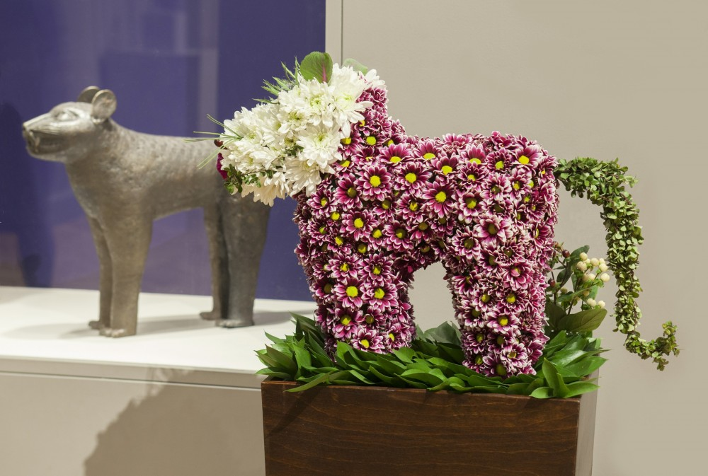 Art in Bloom 2016: Spring Fling; Thursday April 28 - Sunday May 1, 2016; The 33rd year of Art in Bloom, a four-day festival of fresh floral arrangements and fine art, presented by the Friends of the Institute at the Minneapolis Institute of Art.
