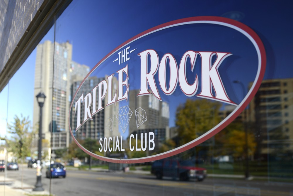 Triple Rock Social Club as seen on Tuesday, Oct. 24. Triple Rock recently announced that it would be closing in November.