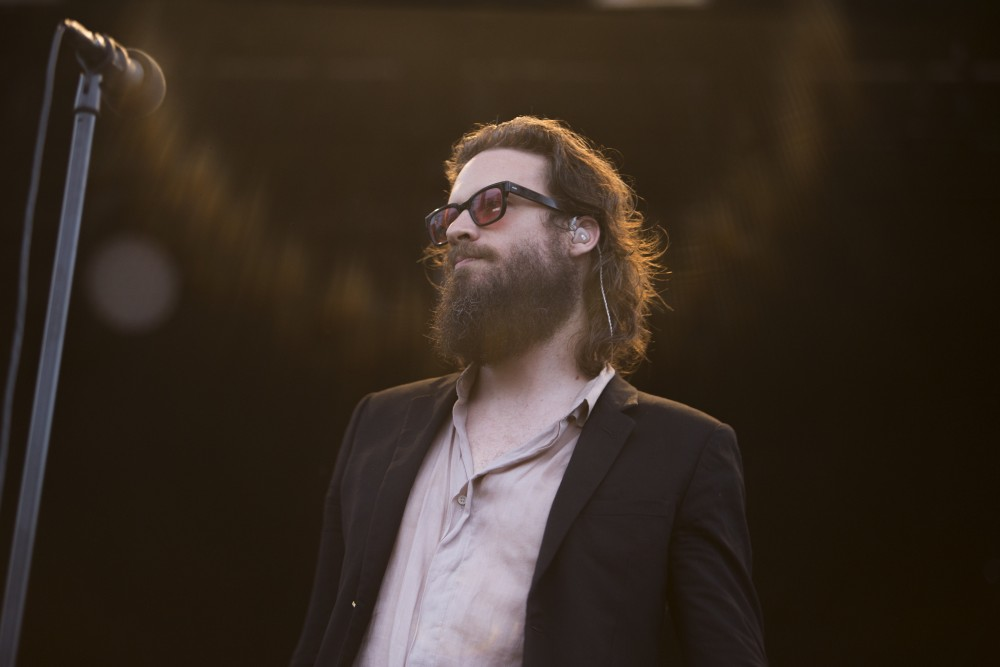 Father John Misty headlines Rock the Garden on Saturday, June 16.