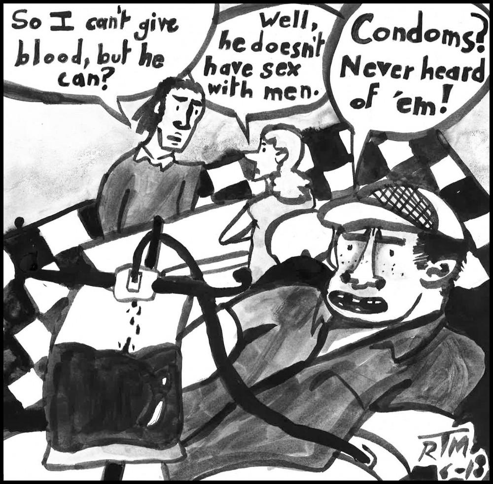 Cartoon: June 13, 2018