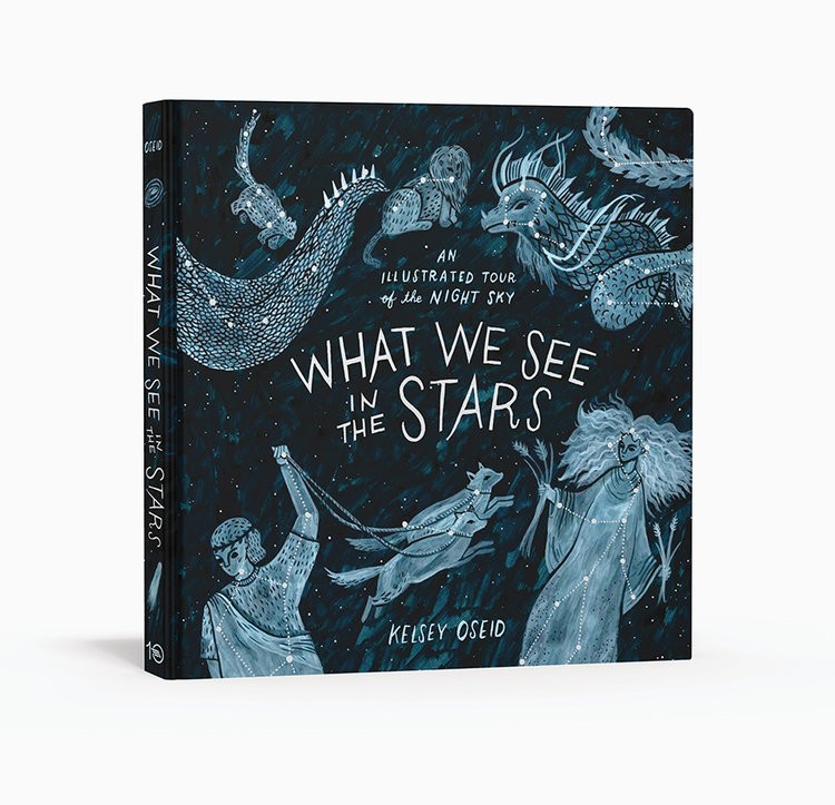 Minneapolisl based illustrator Kelsey Oseid's first book,