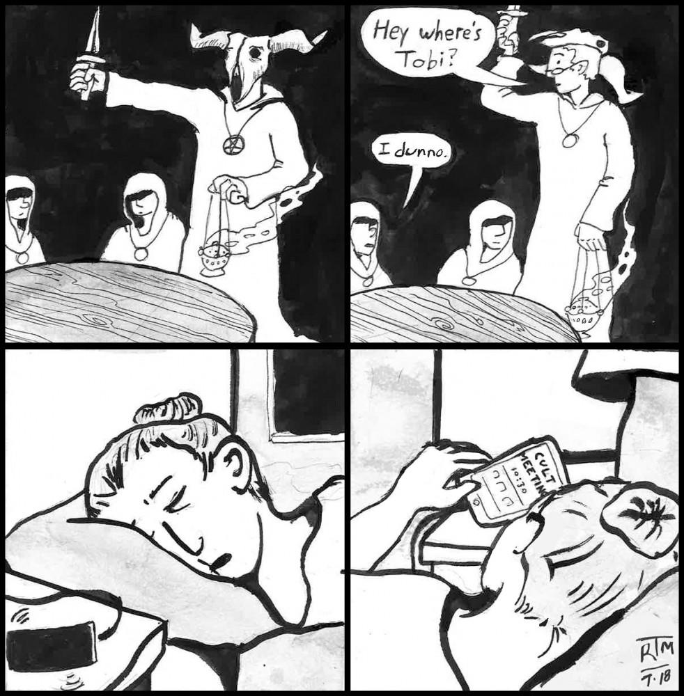 Cartoon: August 1, 2018