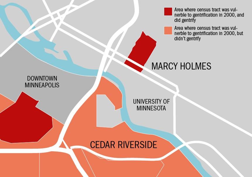 Map by Jane Borstad.