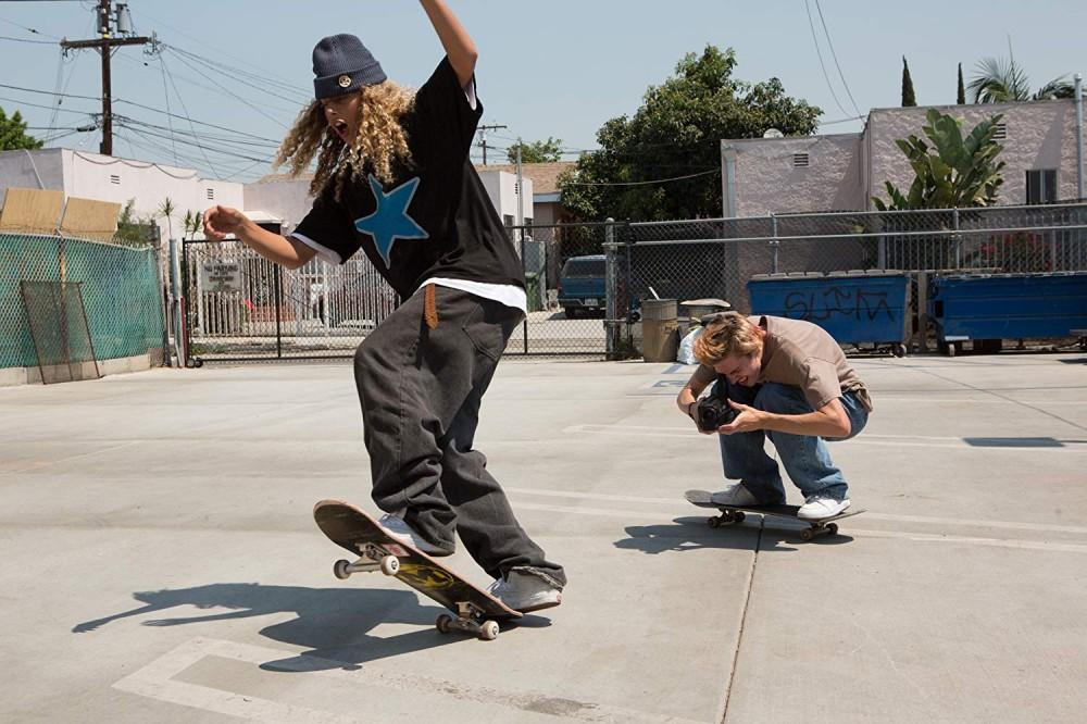Olan Prenatt and Ryder McLaughlin in Mid90s