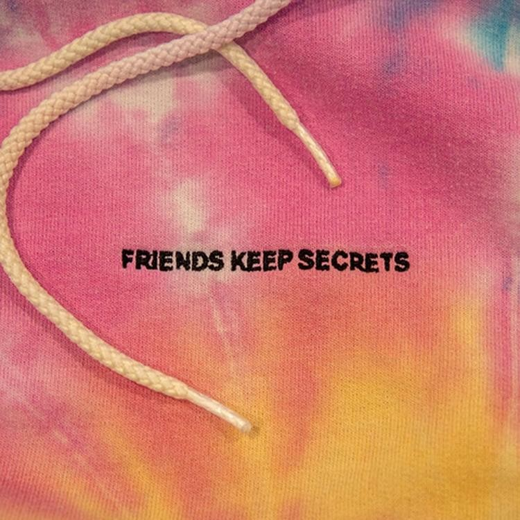 The album cover for Benny Blanco's new album,